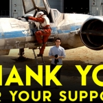 Star Wars JJ Abrams Thank You Force For Change contest
