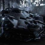 First Official Image Of The Batmobile From Batman v Superman: Dawn of Justice, photo by Clay Enos