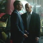 Fast and Furious 7 starring Paul Walker and Vin Diesel