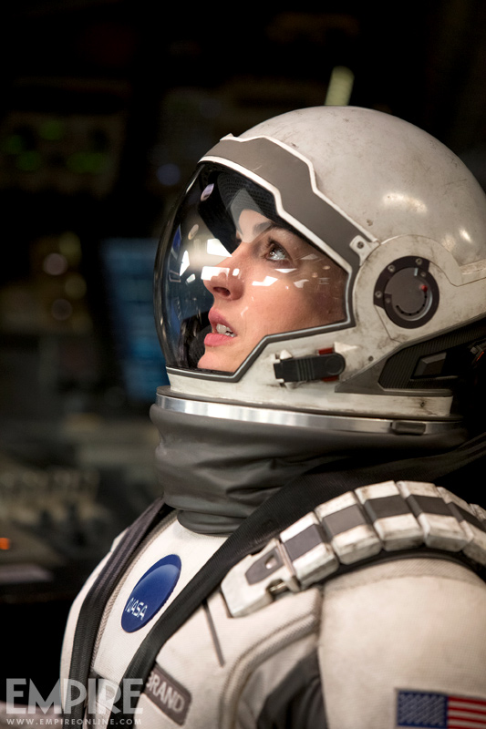 Interstellar starring Anne Hathaway