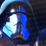 Star Wars: Episode VII Chrome Trooper Concept Art