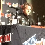 Cary Elwes at New York Comic Con 2014 panel