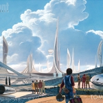 Disney's Tomorrowland Concept Art