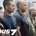 Furious 7 Header Image