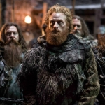 Game Of Thrones Season 5 Kristofer Hivju as Tormund Giantsbane
