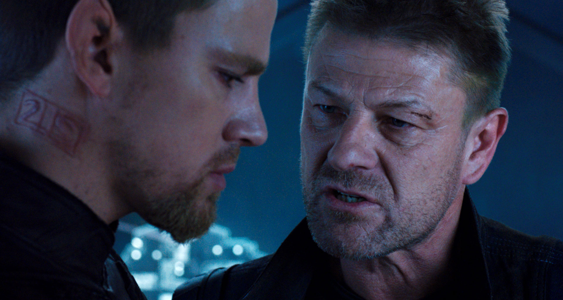 Jupiter Ascending Sean Bean Channing Tatum