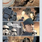 Star Wars #1 preview page 1 by John Cassaday (2015) Marvel Comics
