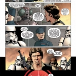 Star Wars #1 preview page 2 by John Cassaday (2015) Marvel Comics