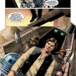 Star Wars #1 preview page 3 by John Cassaday (2015) Marvel Comics