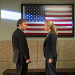 Better Call Saul Episode 103 Jimmy McGill (Bob Odenkirk) and Kim Wexler (Rhea Seehorn)