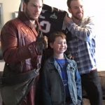 Chris Pratt at Christopher's Have February 2015 via CH
