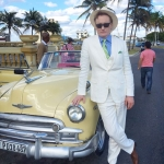 Conan O'Brien takes Conan show to Cuba February 16, 2015