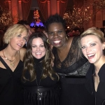Ghostbusters Kristin Wiig, Melissa McCarthy, Leslie Jones, Kate McKinnon at SNL 40 After Party