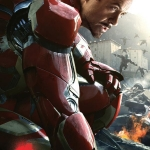 Iron Man Avengers Age of Ultron character poster