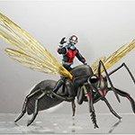 Marvel Toys Marvel Infinite Ant Man With Flying Ant