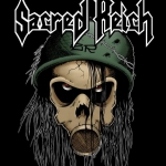 Sacred Reich mascot Our Dude or OD