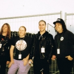 Sacred Reich band photo 1990