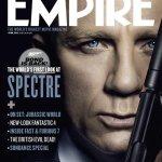 Spectre James Bond Empire Color Cover