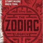 The Zodiac Legacy Convergence Cover