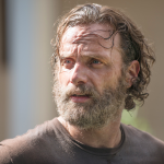 The Walking Dead Episode 509 Andrew Lincoln as Rick Grimes