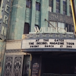 At The Gates Wiltern Marquee