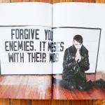 Marilyn Manson Paper article; photo by Terry Richardson