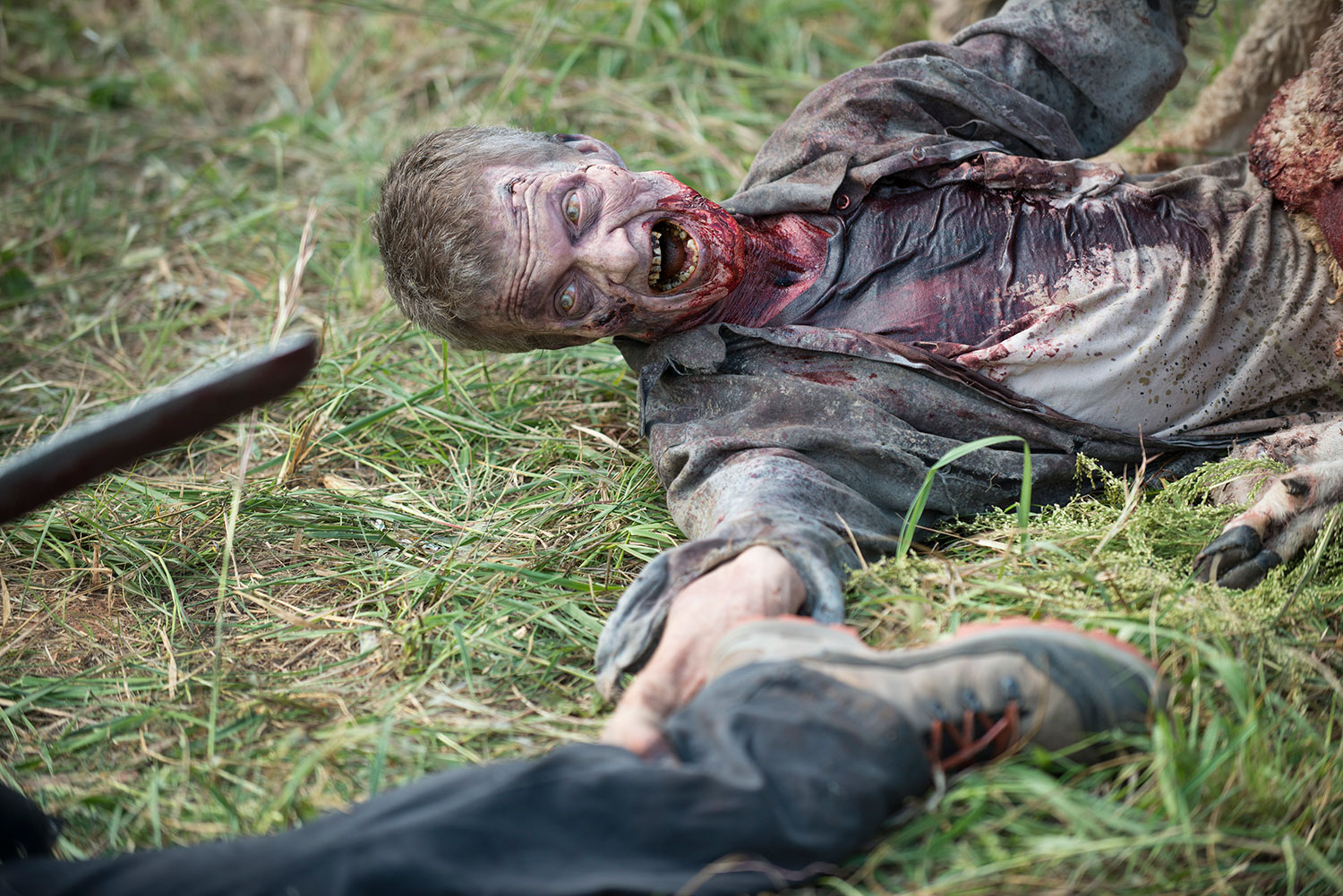 The Walking Dead Episode 513 Forget