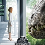 Jurassic World Bryce Dallas Howard poster