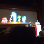 Inside Out Jonas Rivera and Pete Docter image 2