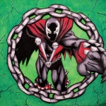 The HBO Show Spawn by Lockheed Lee