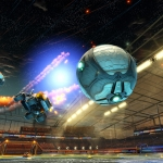 Screenshot from 'Rocket League' from Psyonix