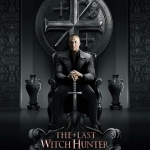 Vin Diesel The Last Witch Hunter Poster New