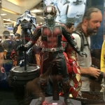 SDCC 2015 Preview Night Ant Man Statue