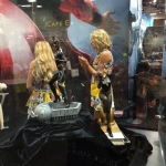 SDCC 2015 Preview Night Catwoman Figures 01