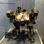 SDCC 2015 Preview Night Chappie SANDF Model 01