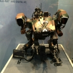 SDCC 2015 Preview Night Chappie SANDF Model 02