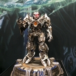 SDCC 2015 Preview Night Galvatron Statue