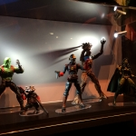 SDCC 2015 Preview Night Guardians Of The Galaxy Figures