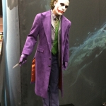SDCC 2015 Preview Night Heath Ledger Joker Statue 01