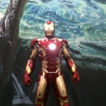 SDCC 2015 Preview Night Iron Man Statue 01