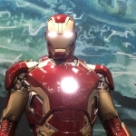 SDCC 2015 Preview Night Iron Man Statue 02