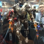 SDCC 2015 Preview Night Iron Man Statue 03