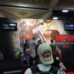 SDCC 2015 Preview Night Marvel Booth 01