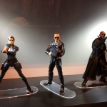 SDCC 2015 Preview Night Marvel Shield Figures