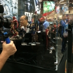 SDCC 2015 Preview Night Marvel Statues