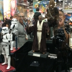 SDCC 2015 Preview Night Star Wars Figures