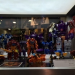 SDCC 2015 Preview Night Transformers Figures