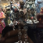 SDCC 2015 Preview Night Ultron Mark I Statue