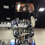 SDCC 2015 Preview Night WB Booth