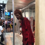 SDCC 2015 Preview Night Walking Dead Zombie 01